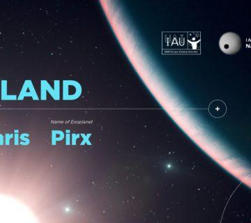 IAU100 NameExoWorlds - wyniki dla Polski