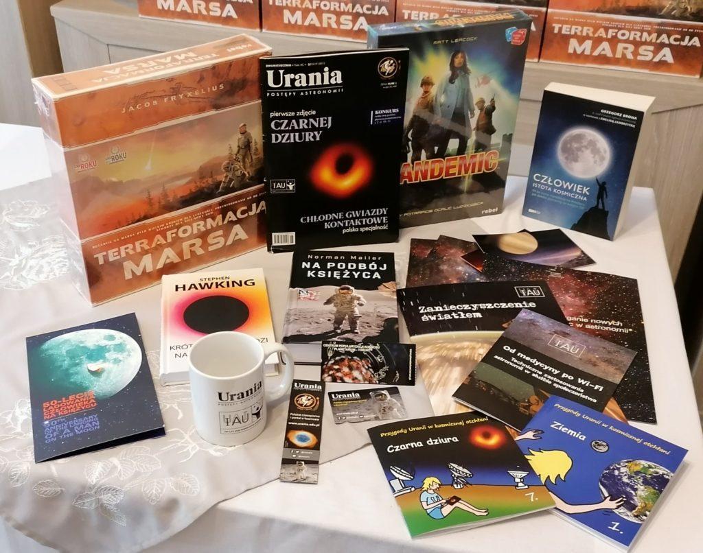 Nagrody w konkursie IAU100 NameExoWorlds