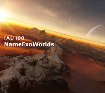 IAU100 NameExoWorlds