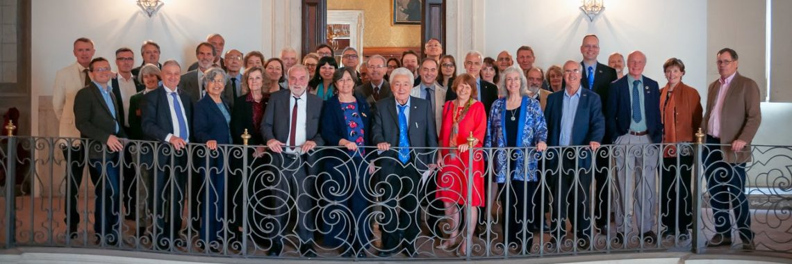 Event to celebrate IAU's 100th anniversary in Rome